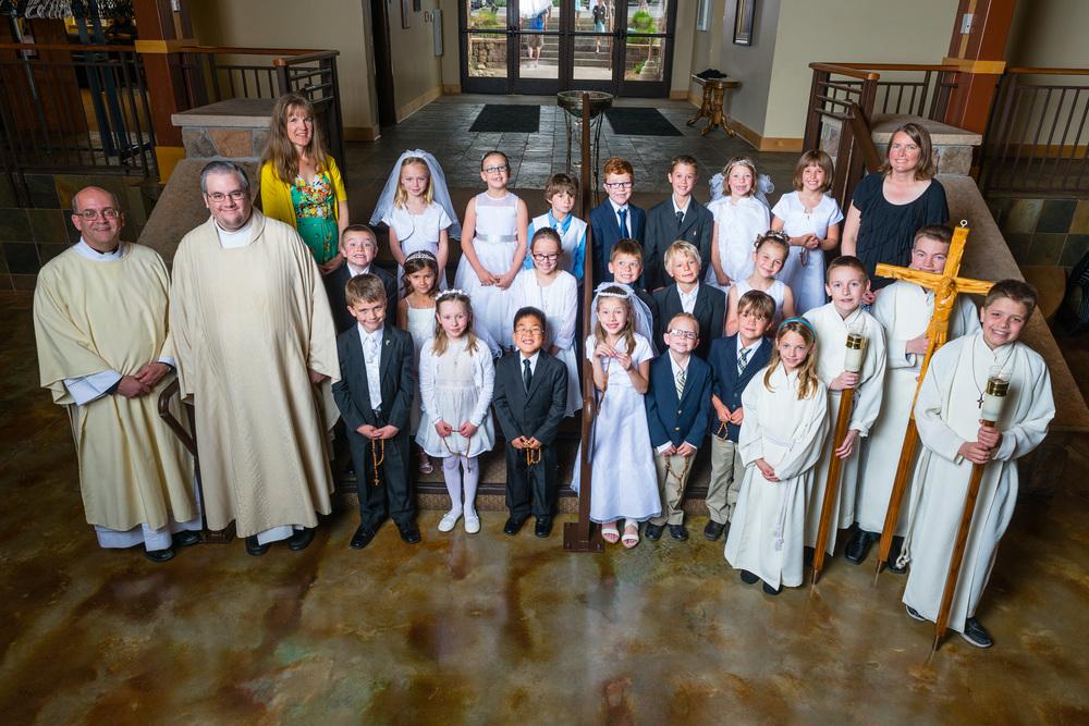 St. Elizabeth Ann Seton 1st Communion