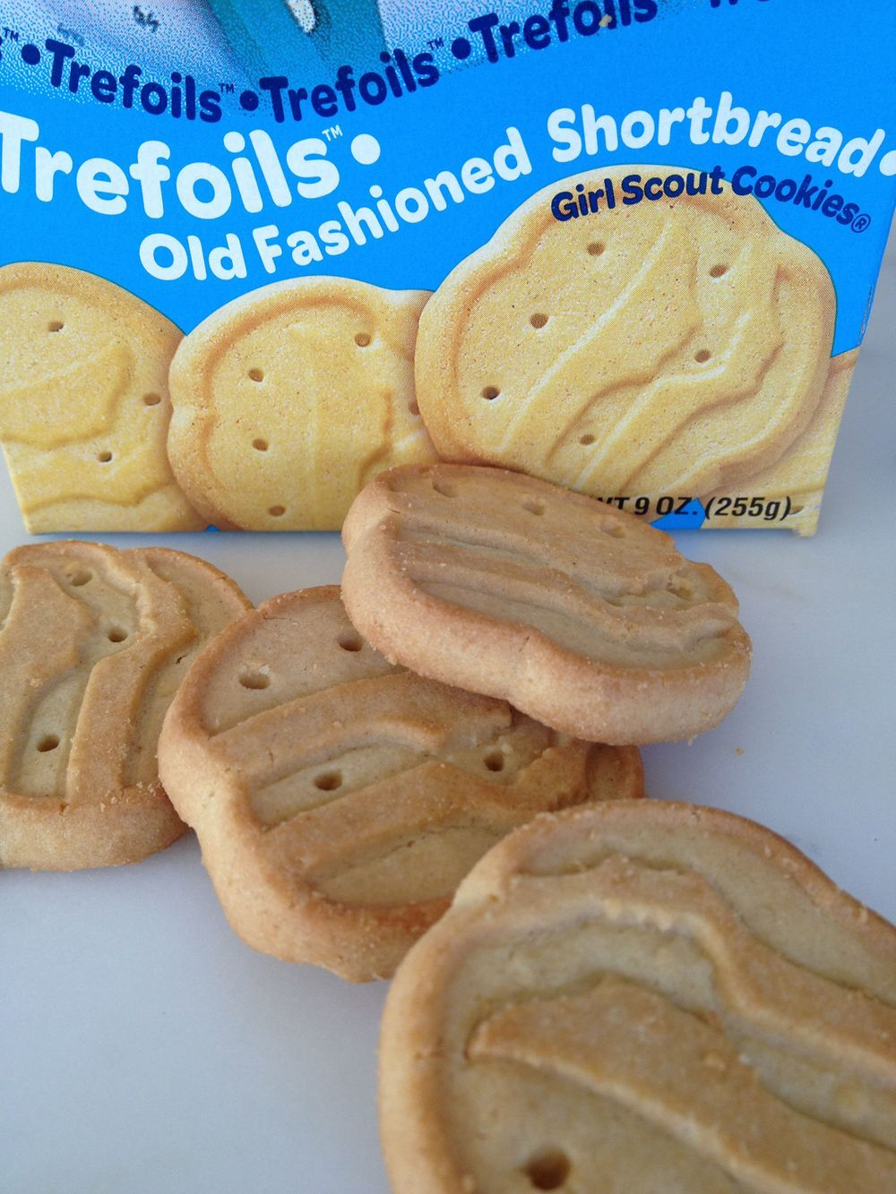 GODDAMMIT I WANT SOME MORE TREFOILS! GIRL SCOUTS, GET AT ME!!!