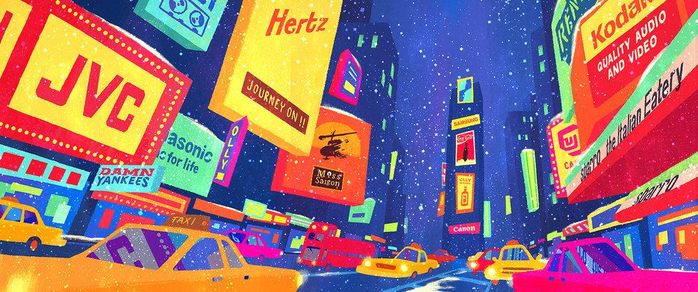 NYC! - Ileana Soon