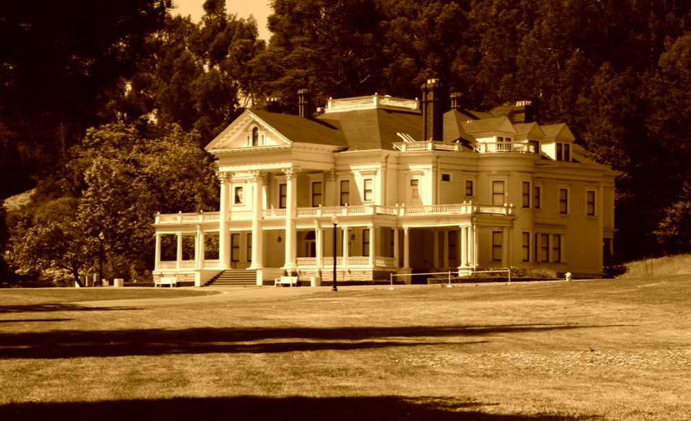The Dunsmuir house - Courtesy of Delirium