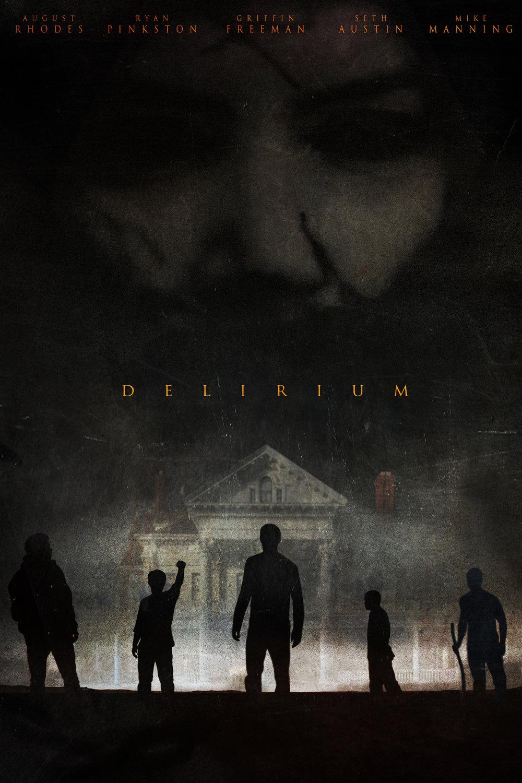 Film Poster - Courtesy of Delirium