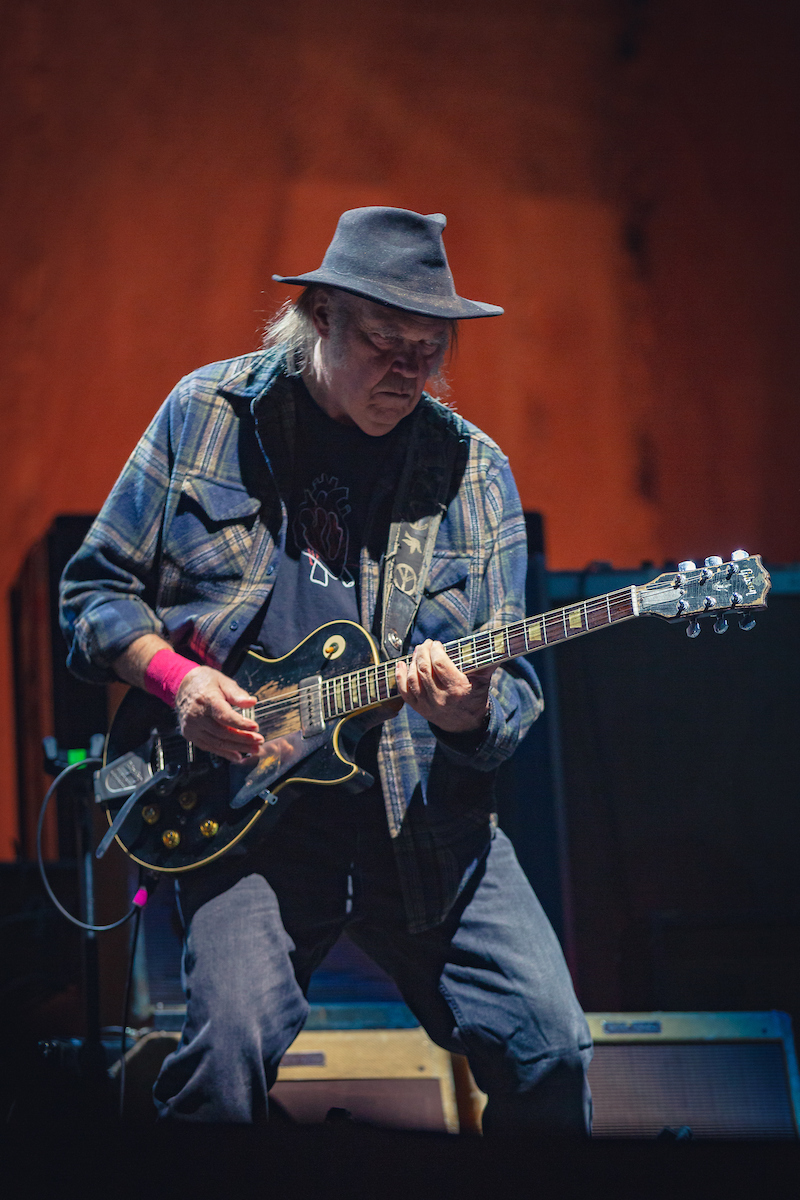 Neil Young and The Promise of the Real