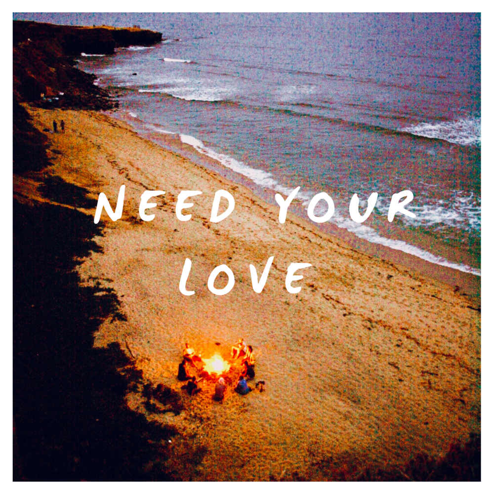 "Need your Love - Single off latest album ""Instant Love"""