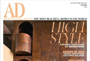 Architectural Digest Jan 16