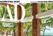 Architectural Digest March April 2018