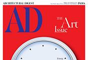 Architectural Digest December 2018