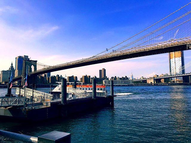 NYC 37 — Waterline  #obscura #obscuraapp #shotoniphone #newyork #dumbo