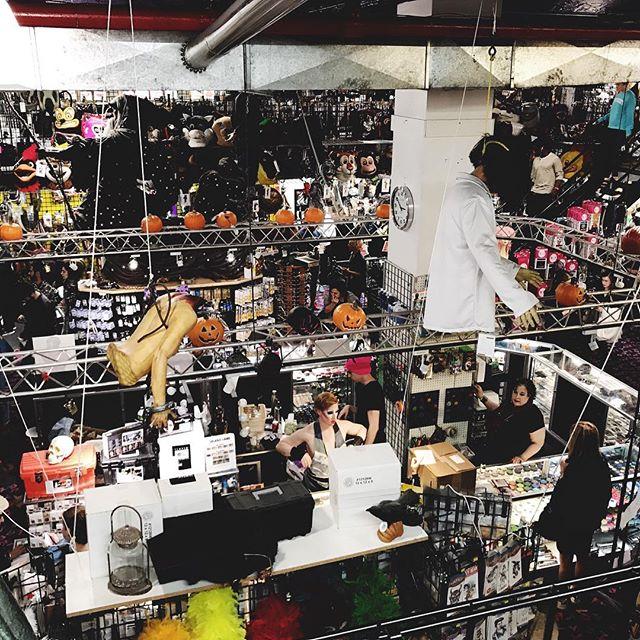 NYC 39 — Halloween Emporium  #obscura #obscuraapp #nyc #newyork #halloween
