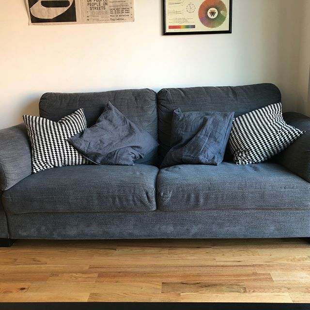 Hey New Yorkers, we're looking to sell our furniture before moving home. Prices below.  Couch - $420 Vizio 4K TV - $400 Desk - $100 Desk Chair - $120 Drawers (3) - $60 TV stand / media shelf - $30 Glass side table - $90 6 Drawer Dresser - $120 Bookshelf - $50  And much more!  Prices negotiable. Cash only, collection only.  #nyc #nycsales #furniture #sale