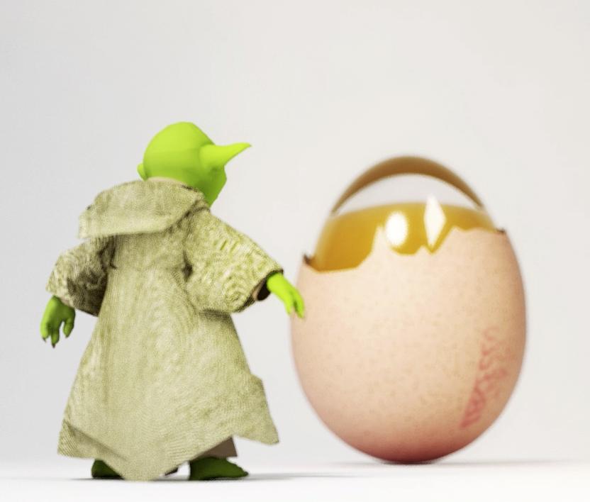 Egg GSG