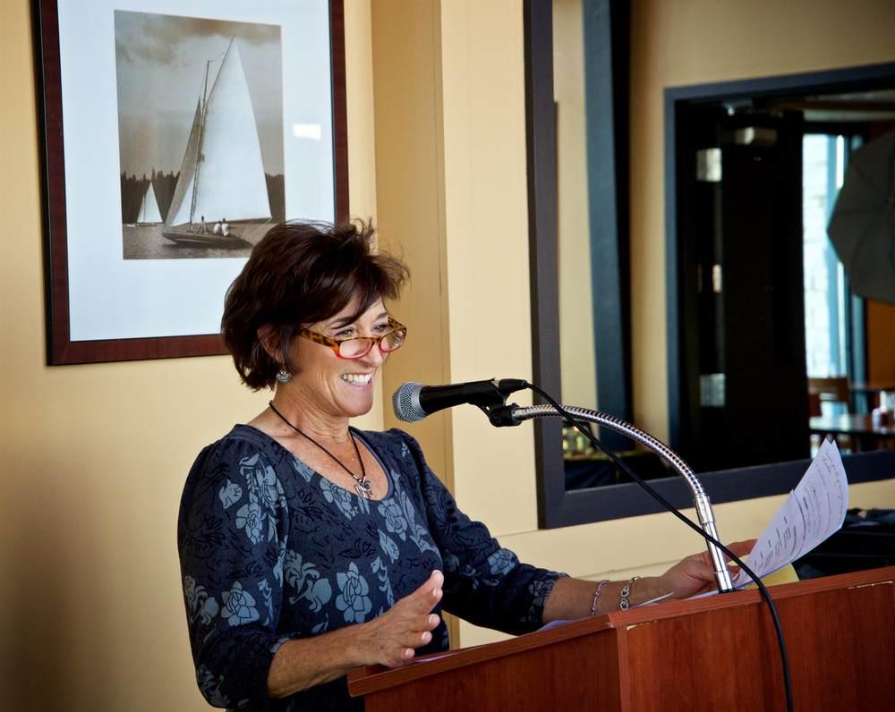 President Judy Nordstrom