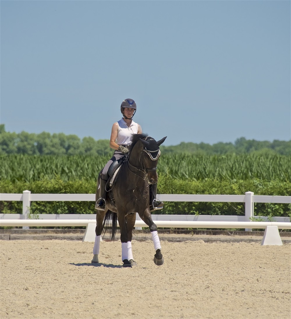 Pinky Noll's Zlatan M. Ge & Kate Fleming-Kuhn at 2016 CLD Lilo Fore Clinic