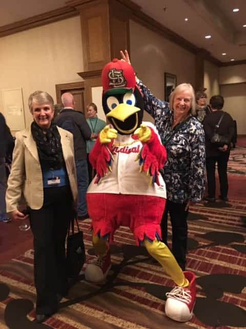 2016-fredbird-usdf-convention1.JPG