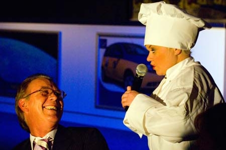 CULINARY CABARET - Mouth watering voices present a deliciously entertaining show!