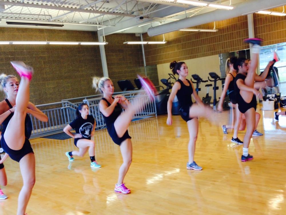 Utah Jazz Dancers