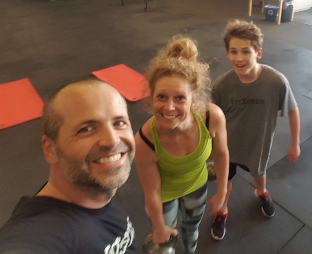 Linds & I had some workouts to make up. Went in on a Sunday and with Kohl & Sam's help we knocked them out. Need to make up a workout? Hit me up. I'll try to arrange something, if I can!