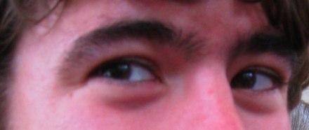 Quiet paper eyeballs