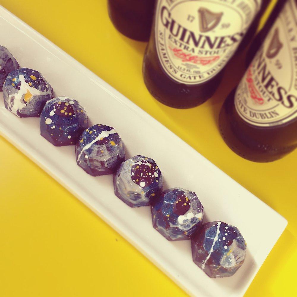 Guinness Stout Truffles