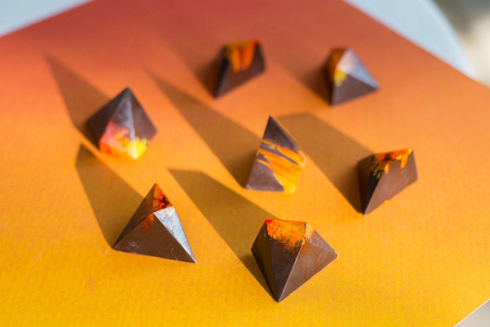 Caramel Macchiato Truffle