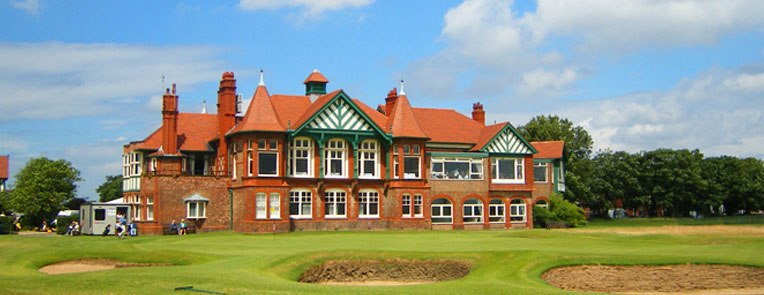 Royal Lytham and St Annes Golf Club is one of 4 golf courses within 3 miles of Eastham Hall Caravan Park