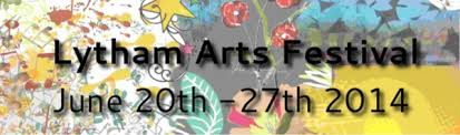 Lytham Arts Festival 20th June - 27th June 2014