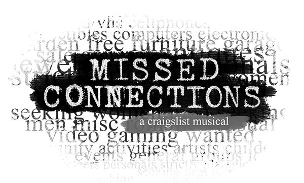 POST: 'Missed Connections: A Craigslist Musical' - Did
