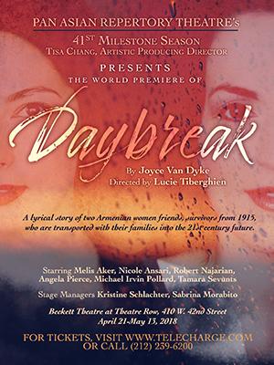 daybreak tickets, discount tickets, off-broadway tickets