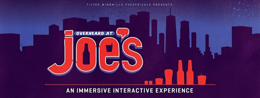 overheard at Joe's discount tickets, discount theater tickets, off broadway tickets