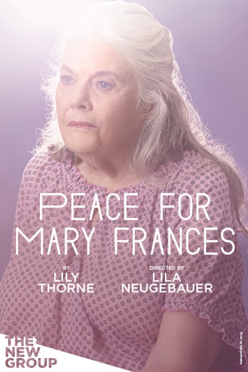 Peace for Mary frances discount tickets, off-off broadway tickets, discount theater tickets