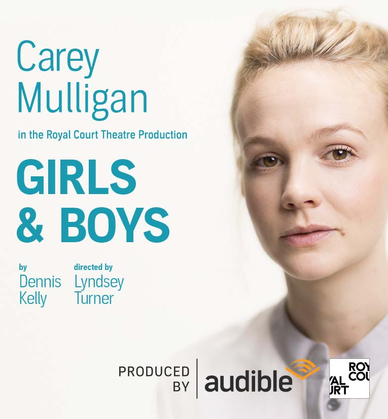 boys and girls duscount , carey mulligan girls and boys, off broadways tickets