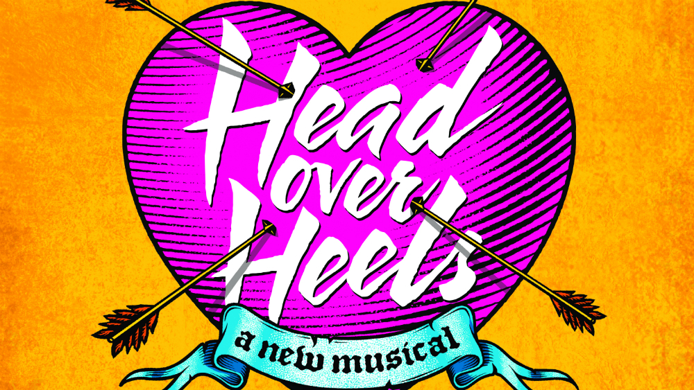 head over heels musical, head over heels discount, hudson theater