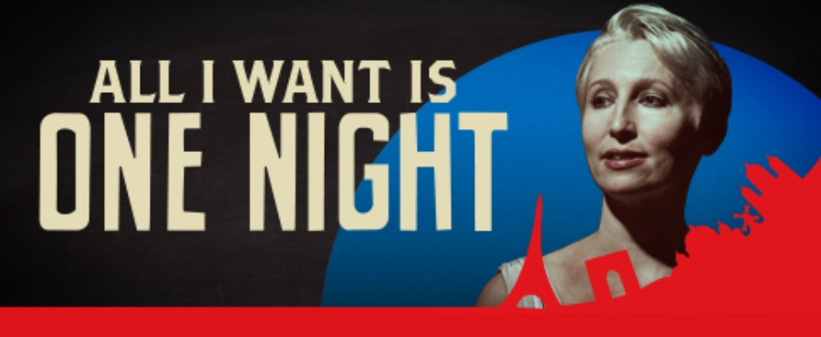 all i want is one night discount, all i want is one night, 59E59 theater
