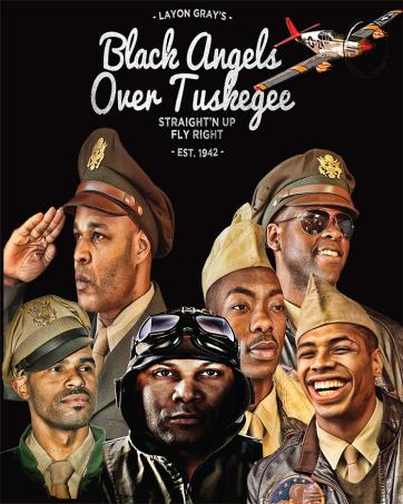 black angels of tuskegee