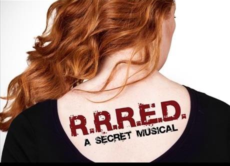 r.r.r.e.d. musical, red musical, secret musical