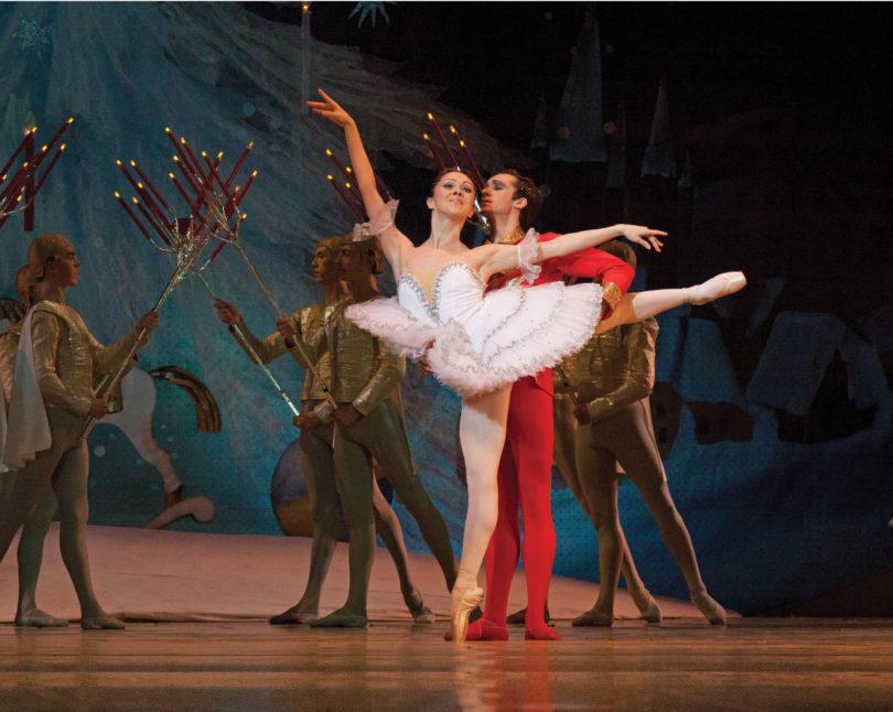 the nutcracker,  State Ballet Theatre of Russia:  The Nutcracker