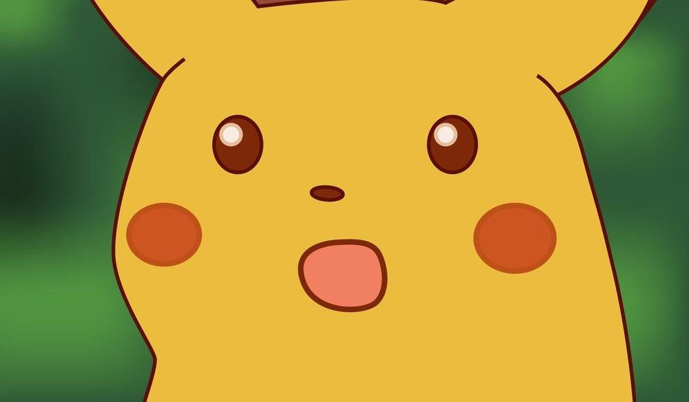 """Pikachu, I Choose You!"" -"