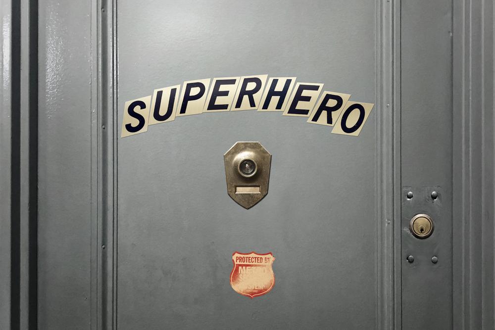 superhero 2nd stage theater, Tony Kiser Theatre