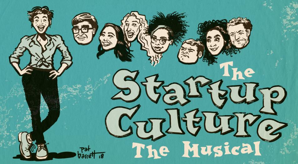 start up culture tickets, pit loft
