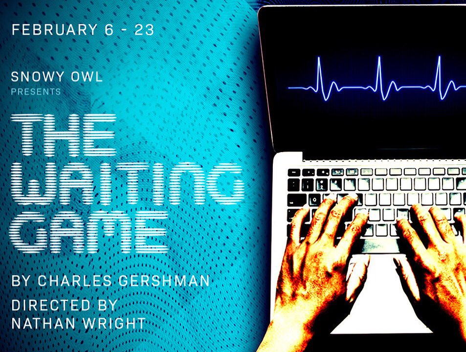 the waiting game, 59e59 theatres