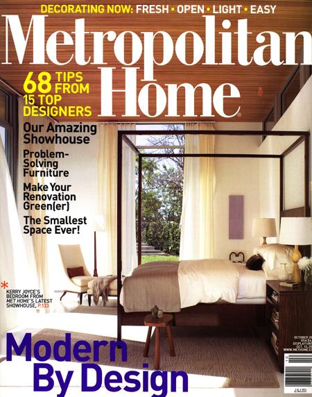 Metropolitan Home   October U002707