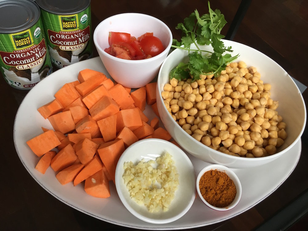 7c8ef4c59c9b Instant Pot Chickpea Coconut Curry — Mary Chan Wellness