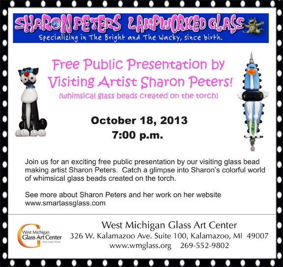 Sharon Peters Free Public Presentation West MI Glass Art Center-1.jpg