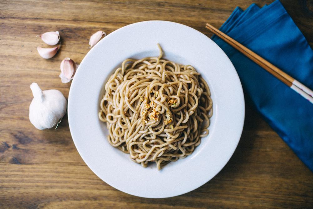 Garlic Noodles Garlic Noodles Honeysuckle