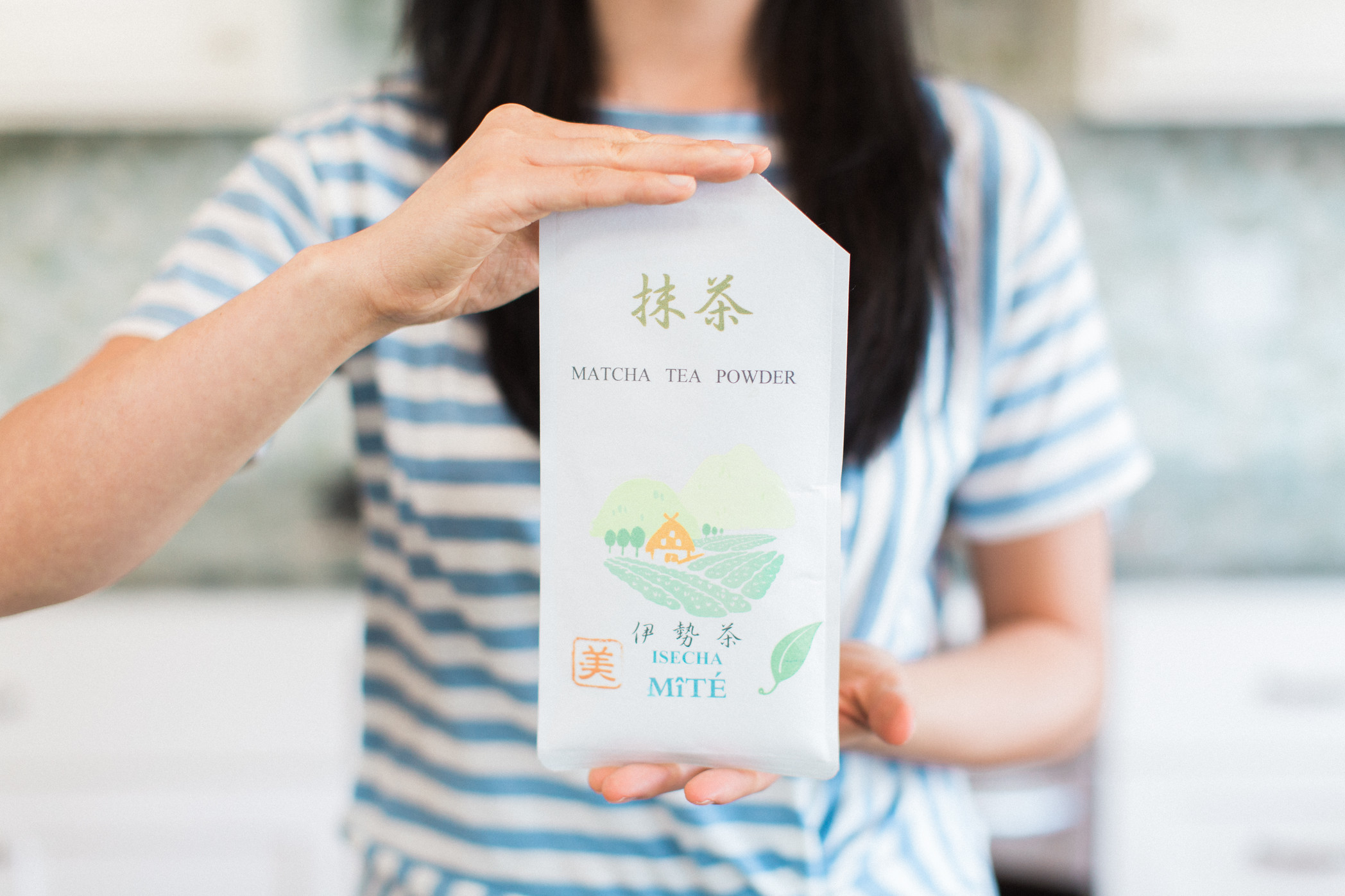 Always use a quality Matcha Green Tea powder. It makes all the difference.