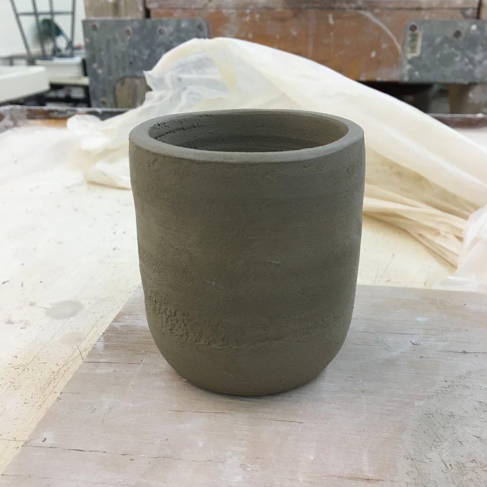 11 Dimple Mug