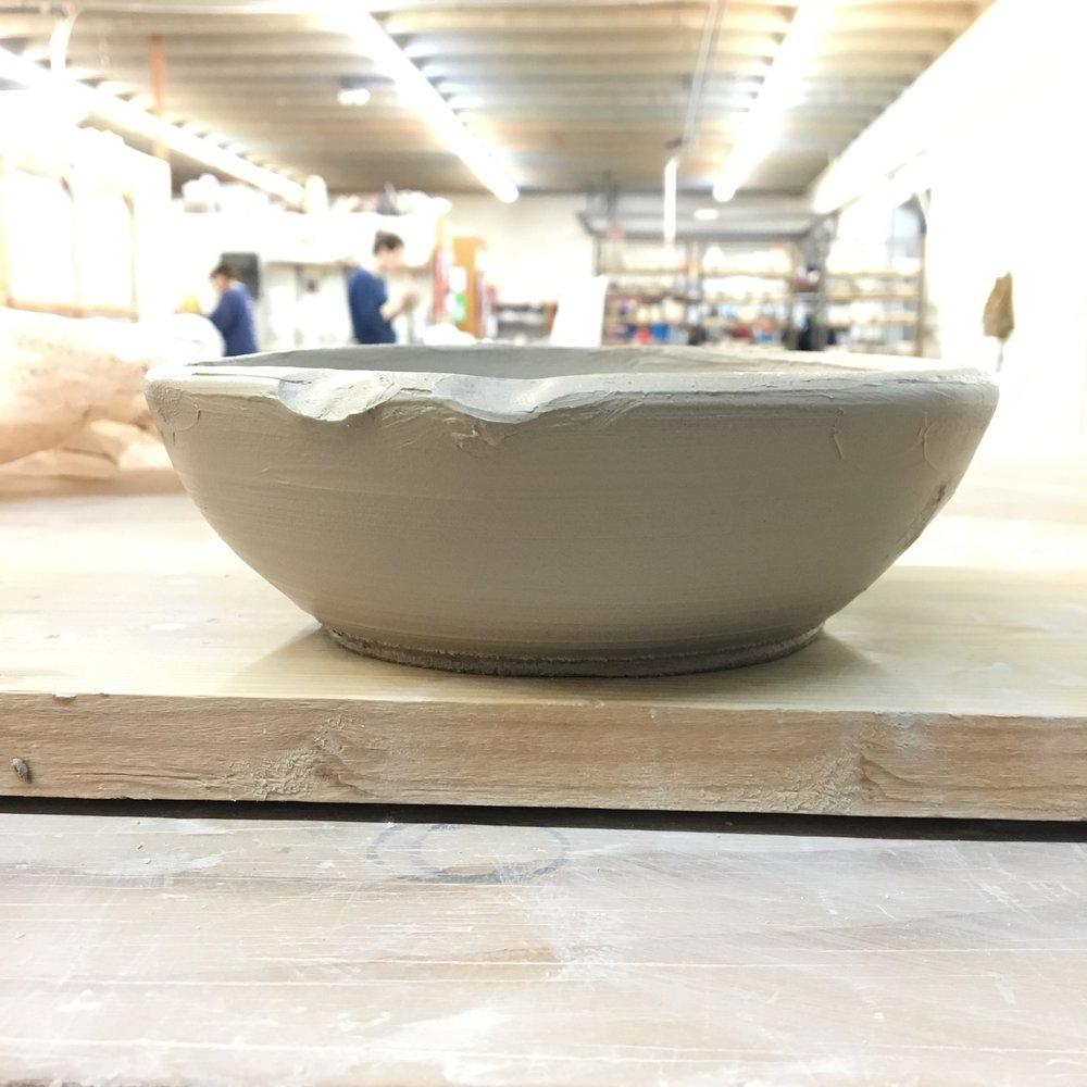 23 Dimple Bowl