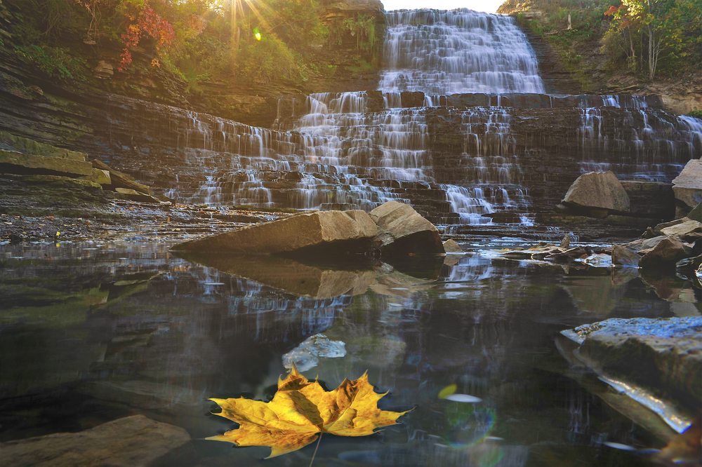 Albion Falls – Hamilton