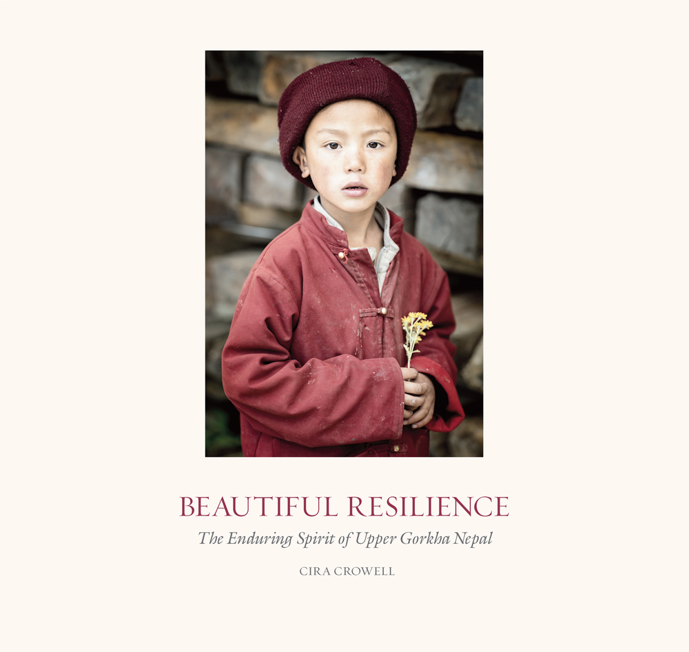 Book on Nepal with photographer Cira Crowell: