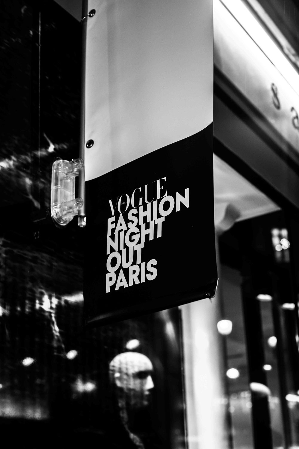 Vogue Fashion Night Out Paris 2013