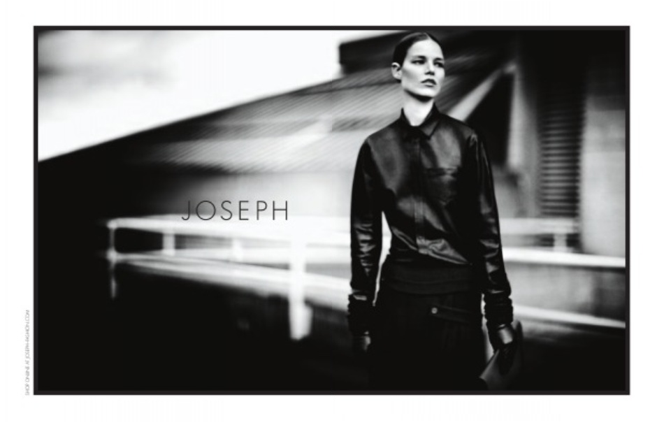 JOSEPH 13/14 Campaign shot by Boo George